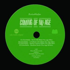 ZuluMafia - Coming Of Nu-Age EP