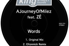 AJourneyOfMilez feat. ZÉ - Words (Eltonnick Remix)