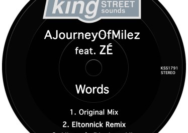 AJourneyOfMilez feat. ZÉ - Words (Eltonnick Remix)