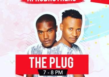 Afro Brotherz - The Plug YFM (Spirit Mix)