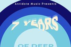 VA - Antidote Music Presents 7 Years Of Deep, soulful house, deep house datafilehost, house insurance, latest house music datafilehost, deep house sounds, BEST DEEp house music, deep house 2019 mp3 download
