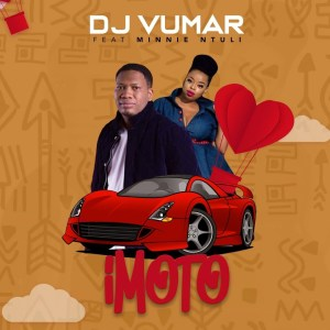 Dj Vumar - Imoto (feat. Minnie Ntuli), new sa music, south african house music, latest afro house, afro house 2019 mp3 download