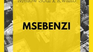 Mellow Soul & Kwaito - Msebenzi (Original Mix)