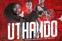 Romeo Makota - Uthando (feat. Winnie Khumalo & Mr Brown)