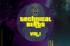 TECHNICAL BEATS VOL. 1 By Keytones