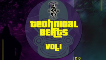 TECHNICAL BEATS VOL. 1 By Keytones
