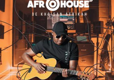 De Khoisan Afrikah - Afro House EP