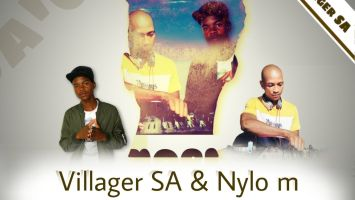Villager SA & Nylo M - Electro Wave (Afro Drum)