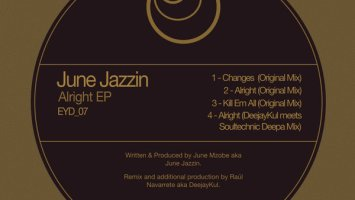 June Jazzin - Alright EP
