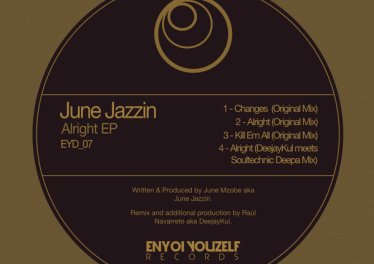 June Jazzin - Alright EP