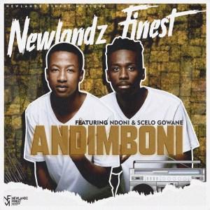 Newlandz Finest - Andimboni (feat. Ndoni & Scelo Gowane)
