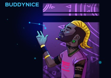 Buddynice - April 14th EP