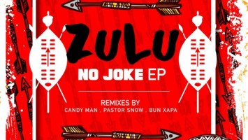 Sixnautic & Bonga Afrika - Zulu No Joke EP