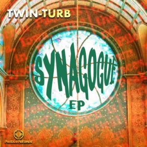 Twin-Turb - Synagogue EP