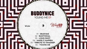 Buddynice - Young Me EP