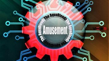 The AquaBlendz - Amusement (Views) EP
