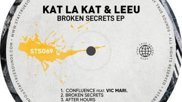 Kat La Kat & Leeu - Broken Secrets EP