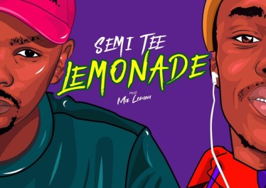 Semi Tee - Lemonade (feat. Ma Lemon)