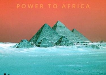 Sage Monk & Boddhi Satva - Power To Africa