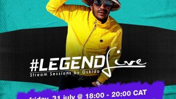 Kabza De Small - Legend Live By Oskido Mix
