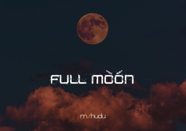 Mshudu - Full Moon EP