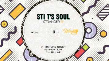 STI T's Soul - Stranger EP