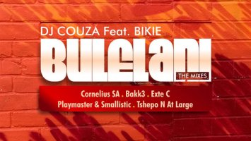 DJ Couza feat. Bikie - Bulelani (The Mixes)