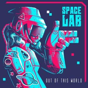 Space Lab - Out Of This World (Album)
