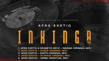 Afro Exotiq - Inkinga EP