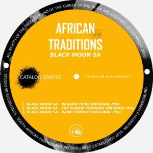 Black Moon SA - African Traditions EP
