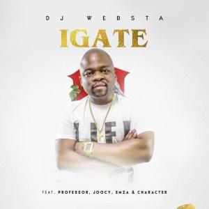 DJ Websta - iGate (feat. professor, Emza, Joocy & Character)