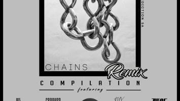 Toffo ZA, V-Vyper, Benediction SA - Chains (Remix Compilation)