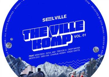 Zito Mowa - The Ville Komp Vol. 01