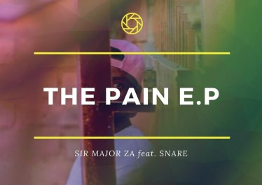 Sir Major ZA - The Pain EP