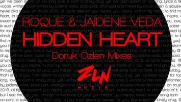 Roque & Jaidene Veda - Hidden Heart (Incl. Remix)