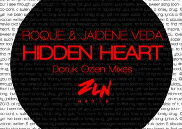 Roque & Jaidene Veda - Hidden Heart (Incl. Remix)