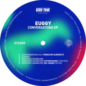 Euggy - Conversations EP