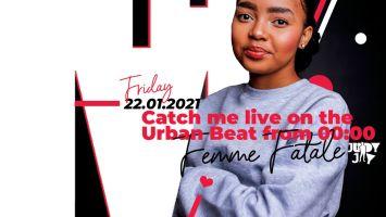 Judy Jay - Metro FM The Urban Beat (Femme Fatale Guest Mix)
