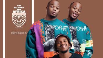 Major League Djz & Kabza De Small - Amapiano Live Balcony Mix Africa B2B