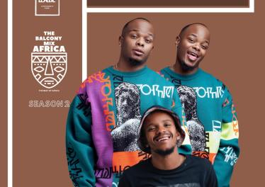 Major League Djz & Kabza De Small - Amapiano Live Balcony Mix Africa B2B