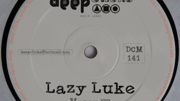 Lazy Luke - Mosey EP