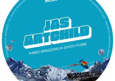 Jas Artchild - Three Dragons In Synth Form EP