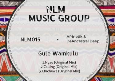 Afrinetik & DeAncestral Deep - Gule Wamkulu EP