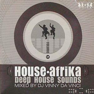 Vinny Da Vinci - Deep House Sounds 1 [1999] (Mixtape)