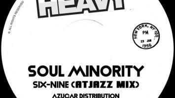 6876hg Soul Minority - Six-Nine (Atjazz Mix)
