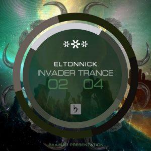 Eltonnick - Invader Trance EP