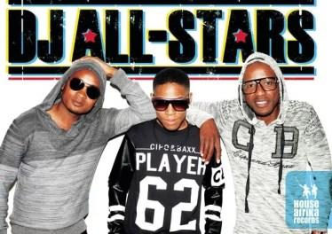 House Afrika DJ All-Stars, Vol. 1
