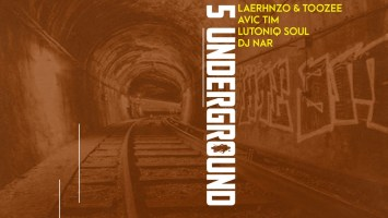 LaErhnzo, TooZee, Avic Tim - 5 Underground (feat. LuToniqSoul, Dj Nar SA)