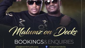 Malumz on Decks - Afro Feelings 6 Mix