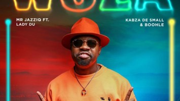 Mr JazziQ - Woza (feat. Kabza De Small, Boohle & Lady Du)
